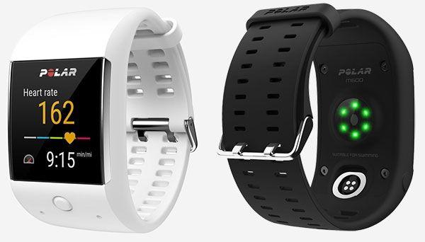 Умные часы #PolarM600 для фитнеса