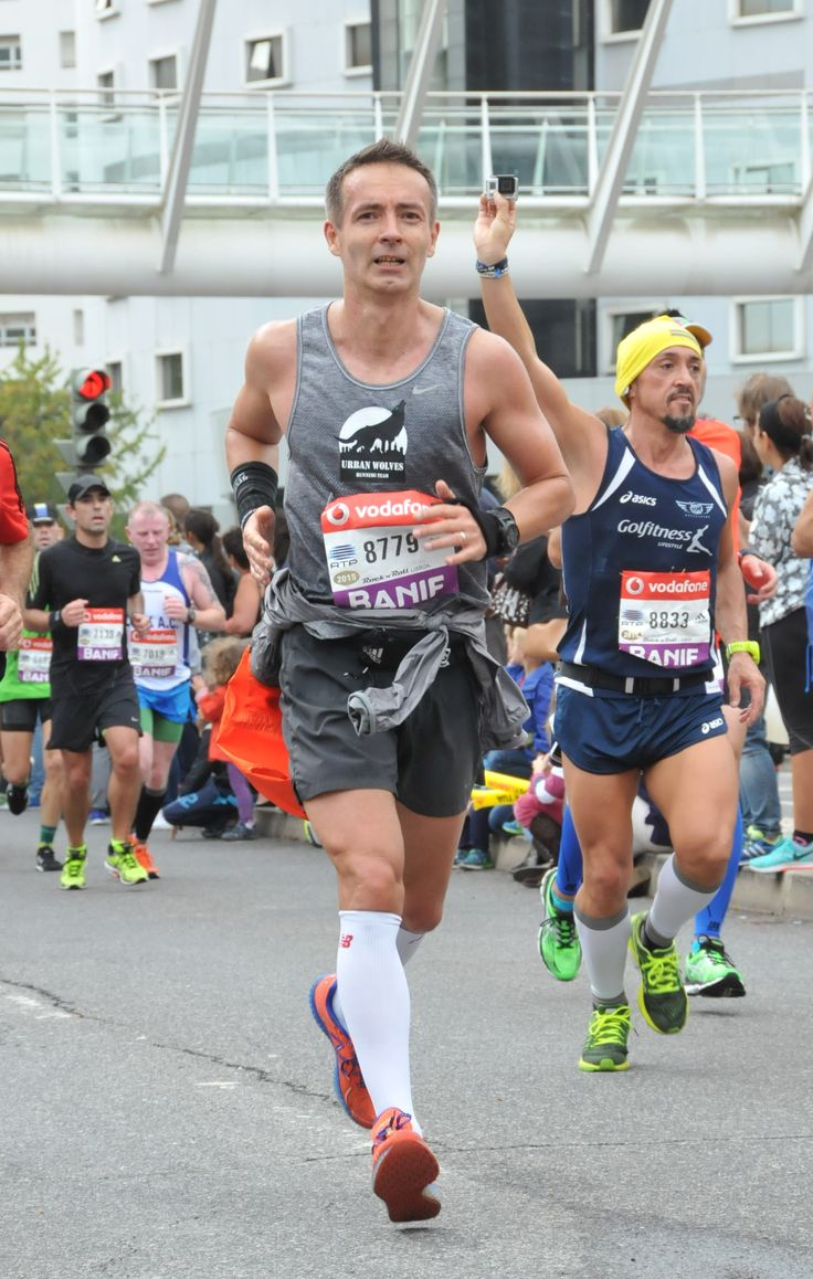 PIOTR GOLOS, Vodafone Halfmarathon 1:42 #rockandrollmarathon