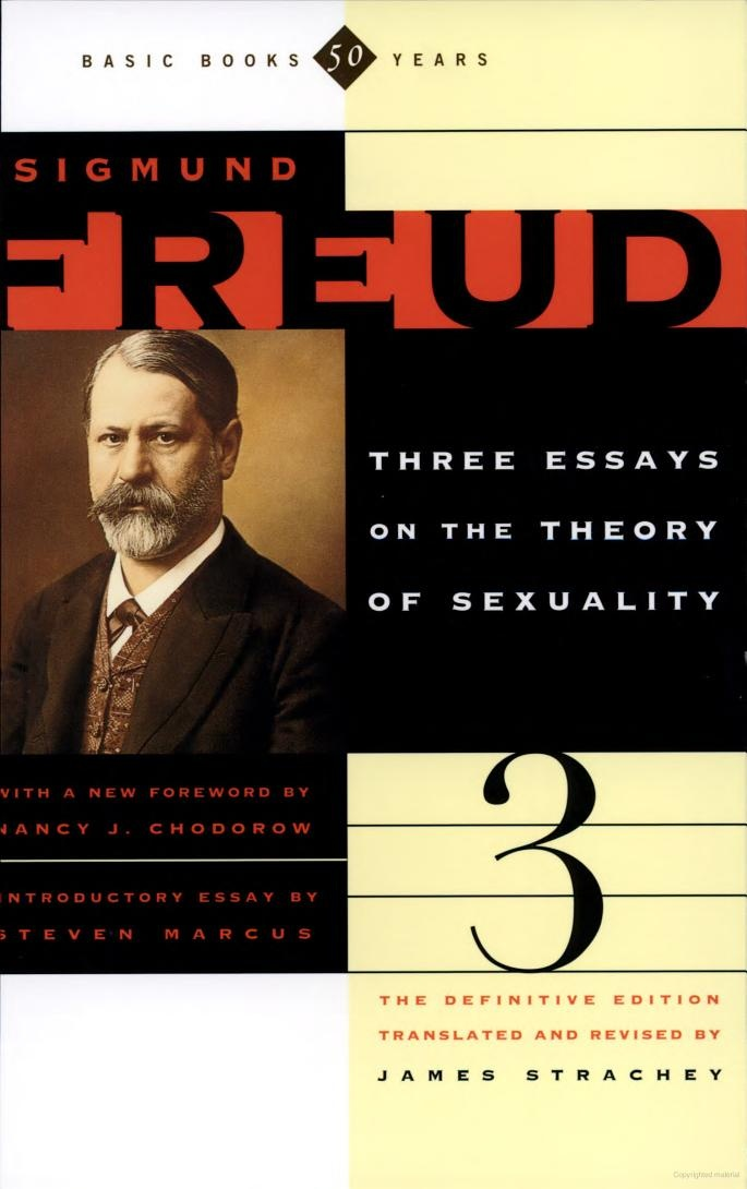 Freud three essays theory sexuality online