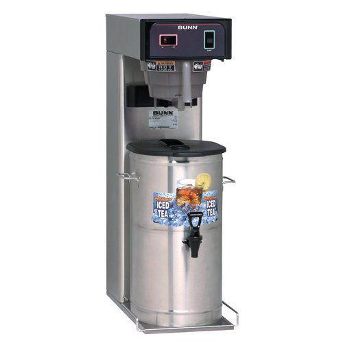 BUNN TB3Q 3-Gallon Iced Tea Brewer - http://teacoffeestore.com/bunn-tb3q-3-gallon-iced-tea-brewer-2/