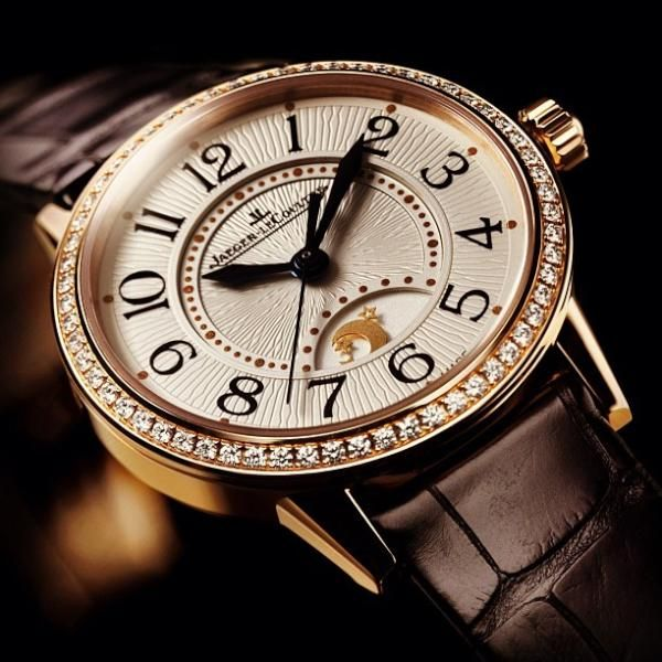 Jaeger LeCoultre's new women's watch, Rendez-Vous, is more than a watch; it's a statement of luxury. #gorgeous