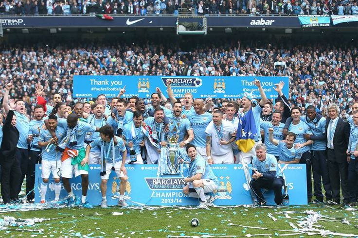 A statistical review of Manchester City's season.
