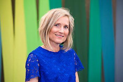Ellen's Sewing Passion: Lace Blouse