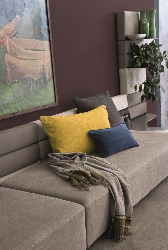 Sectional Sofa Bed Comp. Set /07 By Twils Design Giuseppe Viganò | Times |  Pinterest | Sectional Sofa