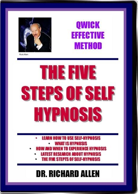 5 Steps to Self-Hypnosis   Health, weight control, fears, stress   CD audio #Paraaudioselfhypnosis