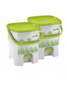 Pojemniki do kompostowania odpadów - Organko