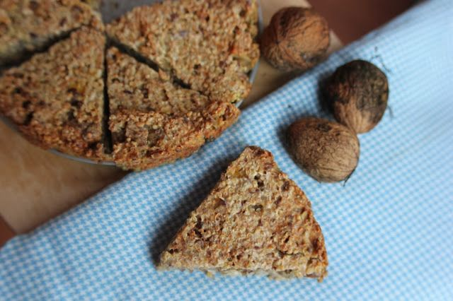 Quinoa Walnoot Banaan Brood De Bakparade