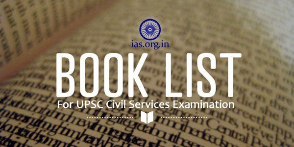 Books for UPSC Civil Services Preliminary Exam Preparation