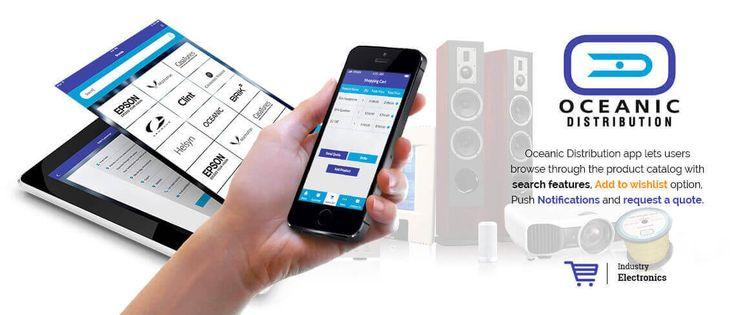 Mobile App Development Company in India, USA