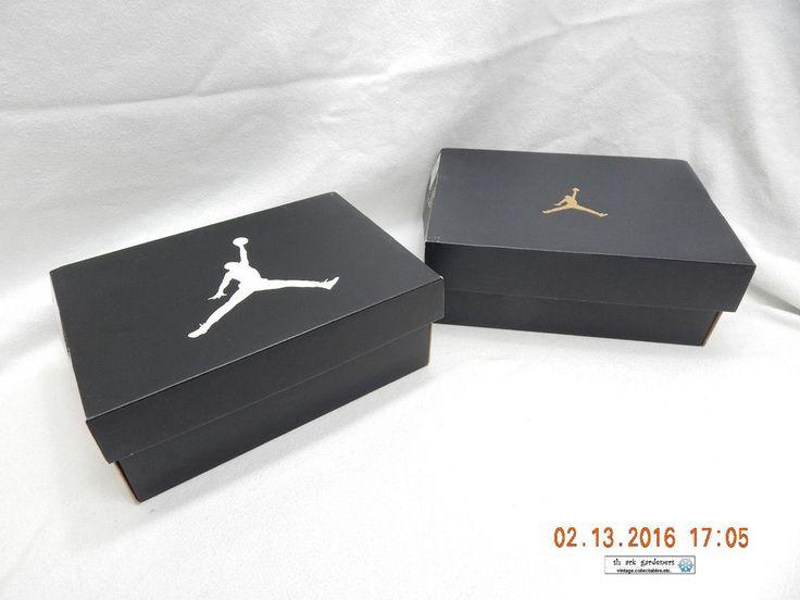 A Lot Of Jordan Shoe Boxes