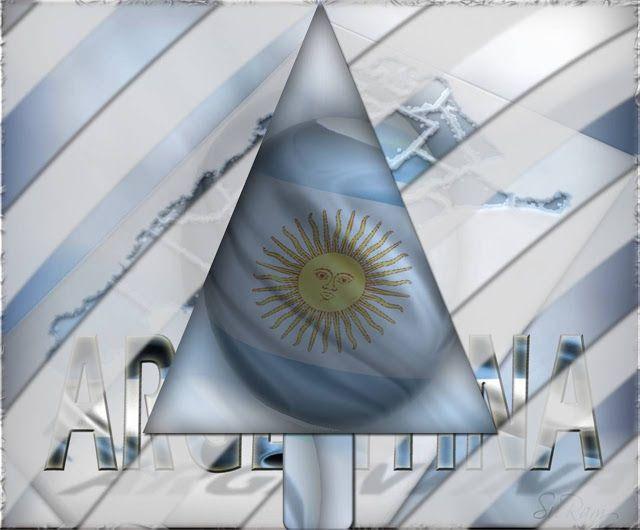 Imágenes Creaciones SuRam: Felices Fiesta Argentina!!