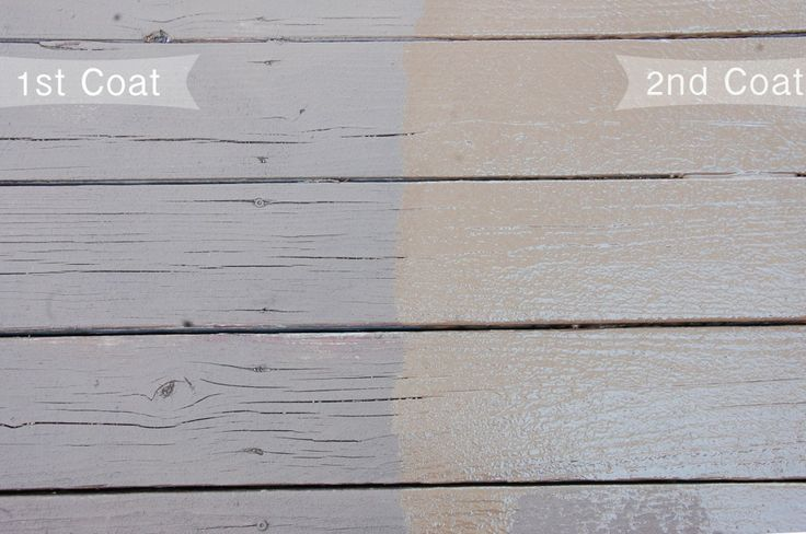 Deck Paint That Fills Cracks ~ Painting deck with stuff to fill in cracks wood