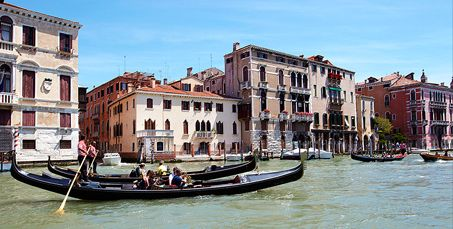 Number 15 ~ Ride a Gondola in Venice