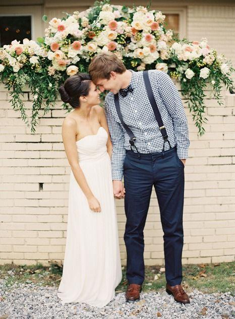 Real Wedding: Megan and Jeffrey's Memphis Garden Wedding