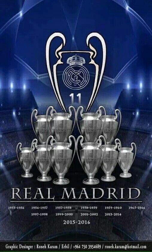 Hala madrid 11