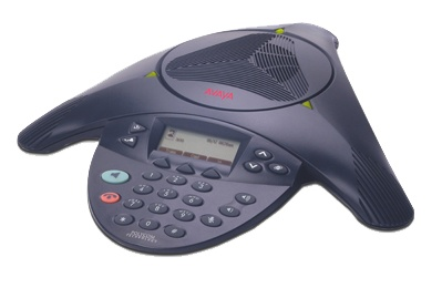 AVAYA 2033 IP CONFRENCE PHONE 2033 IP Conference Phone  Perfectly suited for small and medium-sized conference rooms and managerial/executive offices, the 2033 is a full-duplex, hands-free conference phone that offers 360-degree room coverage.
