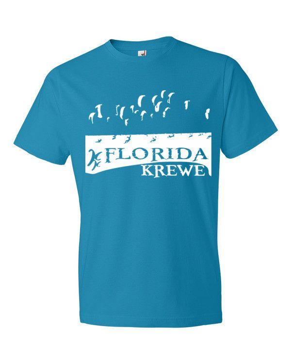 Florida Krewe Men's tee (Multiple Color Options)