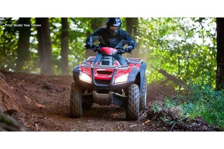New 2017 Honda FourTrax Rincon ATVs For Sale in Michigan. 2017 Honda FourTrax Rincon , The outdoors can be a rough place—hot, cold, wet, dry, rocky, muddy, steep. But the smart outdoorsman—or outdoorswoman—knows that you don't have to suffer. They find a way to smooth it instead of roughing it. And the Honda Rincon is one of the most refined, smooth, comfortable ATVs to ever take on what mother nature has to offer. The Rincon stands at the top of our ATV lineup. It's built around our biggest…