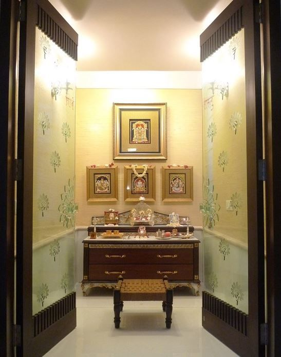 25 Best Images About Puja Room On Pinterest: 272 Best Images About Pooja Room Design On Pinterest