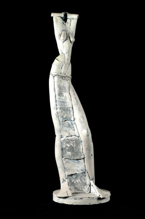 Mo Jupp: Female Figure