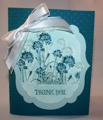 Stampin' Up! Serene Silhouettes