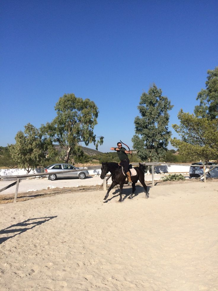 #horsebackarchery #equestrian #mountedarchery #ihaa #whaf #έφιππητοξοβολία