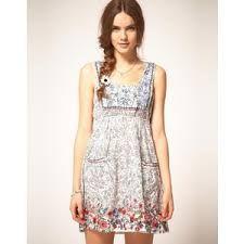Sukienka w kwiaty Pepe Jeans