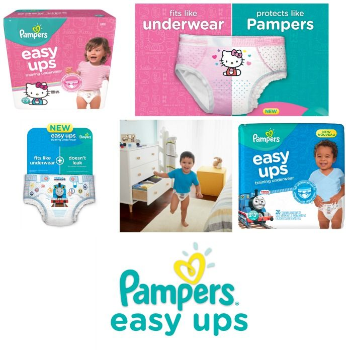 Potty Training Simplified with Pampers Easy Ups ~ PLUS a $50 AmEx Gift Card Giveaway! #PampersEasyUps #ad http://deliciouslysavvy.com/potty-training-simplified-pampers-easy-ups-plus-giveaway-pamperseasyups/