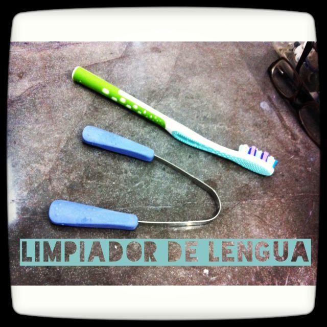 Limpiador de Lengua - Jugo de Vida