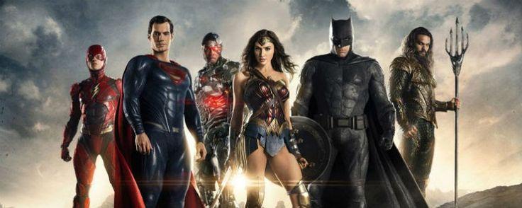'Liga de la Justicia': nueva imagen con Flash Batman y Wonder Woman