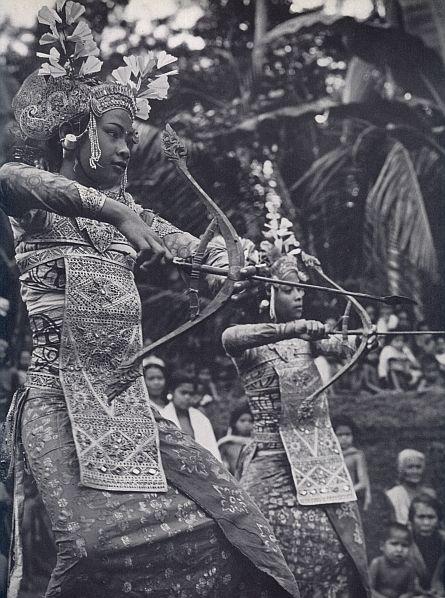 Bali girls dancer  Author Philip Hanson Hiss.