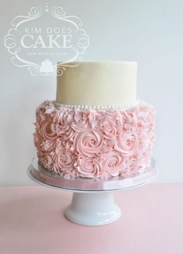 25 Best Rose Swirl Cake Ideas On Pinterest