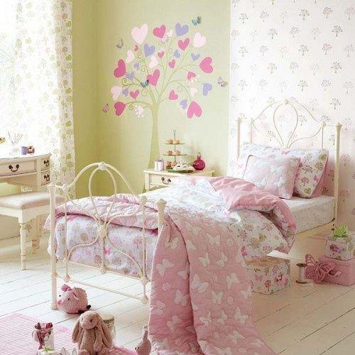 Decorazioni pareti camerette decorare pareti cameretta - Decorazioni muri camerette bambini ...