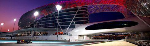 Formula 1 Etihad Airways Abu Dhabi Grand Prix
