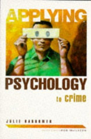 From 2.97 Applying Psychology To Crime