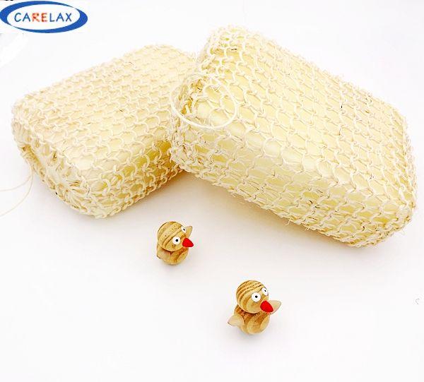 1PC Bath Accessories Sisal Fiber Bath Sponge Brick Wisp The Bathroom Siasl Remove Dead Skin Sponge Sisal Scrub Block