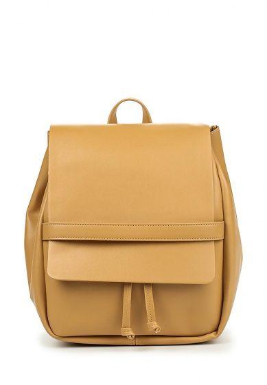 Рюкзак Ors Oro выполнен из искусственной гладкой кожи. Детали: регулируемые лямки, откидной клапан фиксируется ремешком, кулиска, бархатистая подкладка, один внутренний карман.