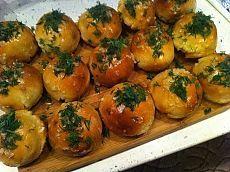 Лучшие кулинарные рецепты: Вкуснейшие пампушки к борщу