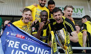Burton Albion seal promotion to Championship as Doncaster relegated