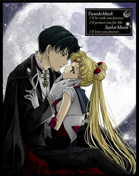 sailor moon and tuxedo mask relationship definition