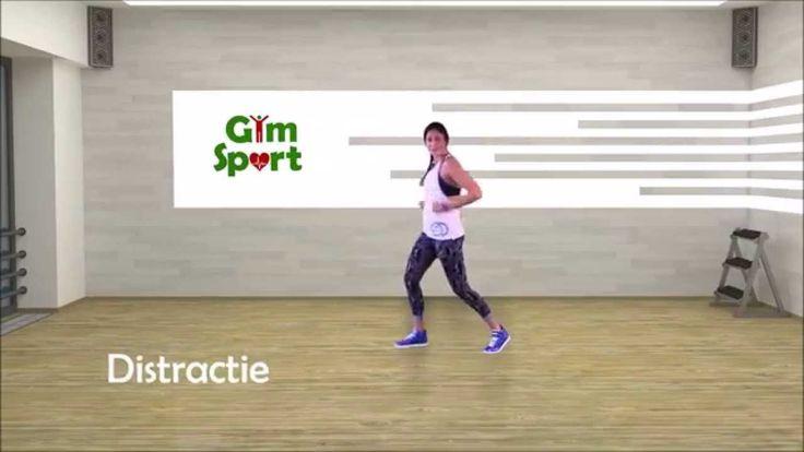 Zumba Fitness ® in prima sala online din Romania