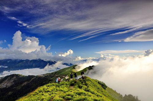 Mt. Hehuan, Taiwan (by michaeliao27)