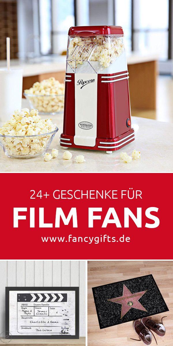 44 Geschenke Fur Filmfans Fancy Gifts Geschenke Filme Film Geschenk