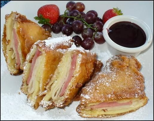 1000 Images About Copycat Recipes On Pinterest Chicken Salad Recipes Monte Cristo Sandwich