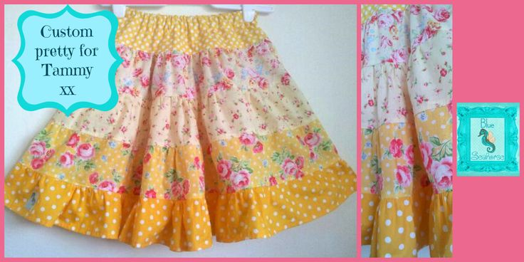 Twirl skirt.