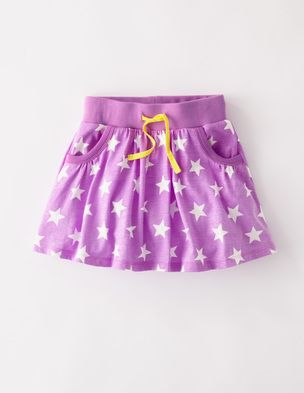 I've spotted this @BodenClothing Jersey Skort Bright Lilac Star