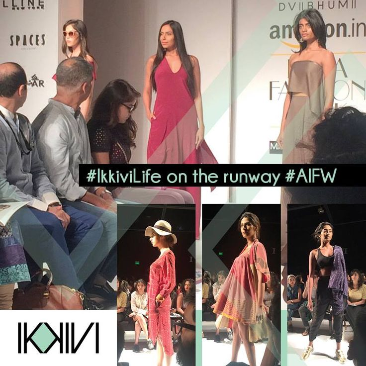 Lola by Suman B & Example Clothing blow minds and hearts at AIFW, SS16.
