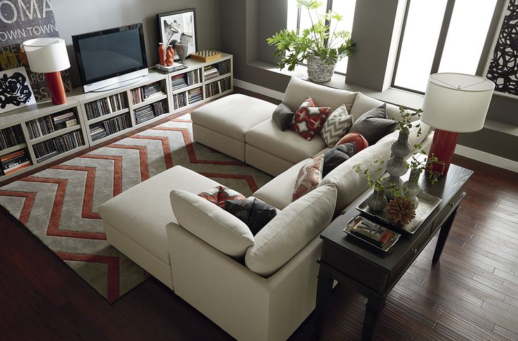 u shaped living room 25 best ideas about u shaped sectional on 13596