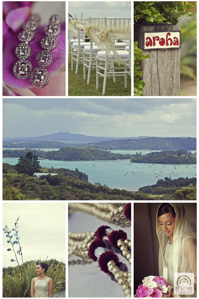 Waiheke Island Wedding, Chardy Ridge, Shine Studios