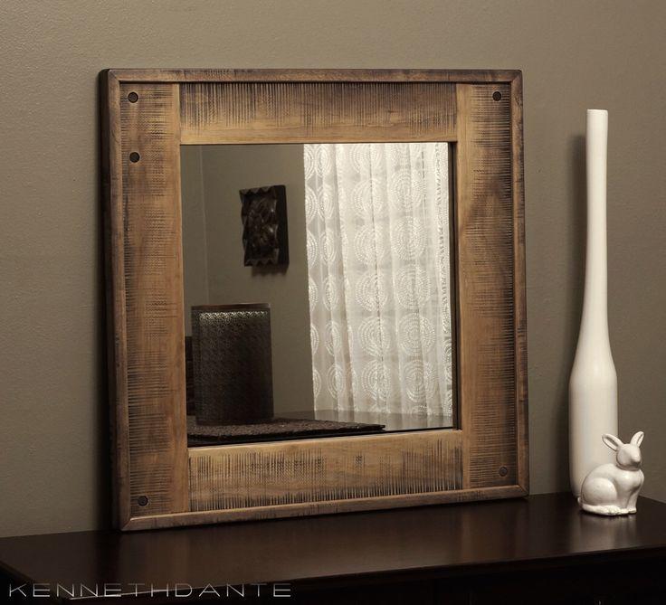 Fantastic Bathroom Mirror  Etsy